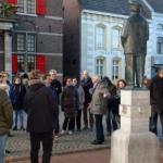 Centrum Wandeling Weert o.l.v. een stadsgids, beelden en architectuur