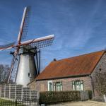 Kempenmolenfietsroute Beleefweek Limburg