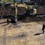 Archeologiedagen voor het onderwijs : Open Werfdag Wurfelderweg Maaseik - De deur naar het verleden op een kier !