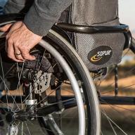 Personen met handicap