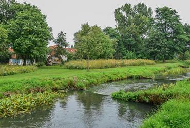 Grenspark Kempen~Broek uniek in beeld