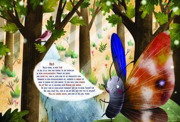 Met je kleuter in vlindervlucht door De Goort